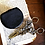Thumbnail: Vintage Black Coin Snap Purse