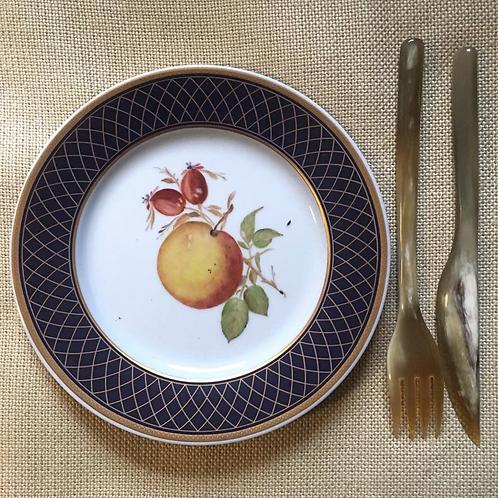 German Zepter exclusive Fine Porcelain Dish
