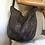 Thumbnail: Grey Patchwork Leather Shoulder Bag