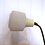 Thumbnail: Mid Century Brass Bedside Lamp / Table Lamp