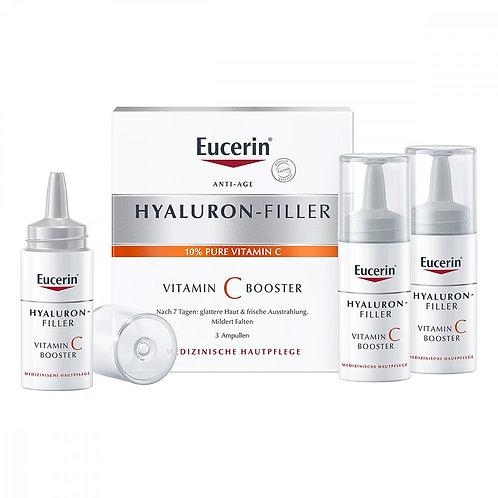 Eucerin 優色林透明質酸+維他命C 抗皺Booster