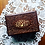 Thumbnail: Vintage Wooden Box of Flowers and Leaves