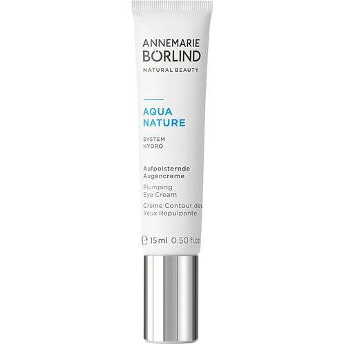 Annemarie Börlind AQUANATURE  HYDRO Plumping Eye Cream煥顏24小時高效保濕眼霜