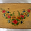 Thumbnail: Hand Painted Floral Summer Flowers Rustic Hinged Wooden Box / Casket