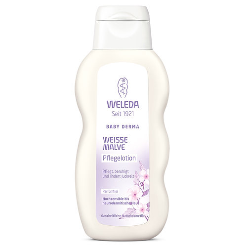 Weleda Baby Derma White Mallow Body Lotion 白錦葵嬰幼兒舒敏身體乳