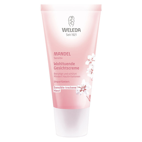 Weleda Almond Soothing Facial Cream 甜杏仁舒敏修護霜