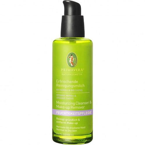 Primavera Neroli Cassis Moisturizing Cleanser & Makeup Remover 橙花黑醋栗保濕卸妝潔臉乳