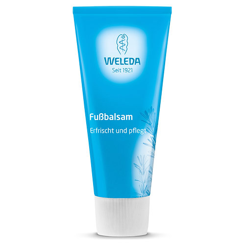Weleda Foot Balm 足部有機修護霜