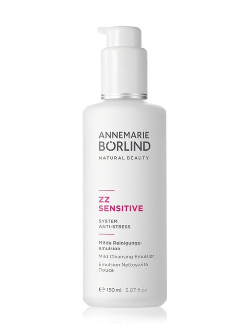 Annemarie Börlind ZZ Sensitive Anti Stress Mild Cleansing Emulsion 柔肌舒敏洗面奶