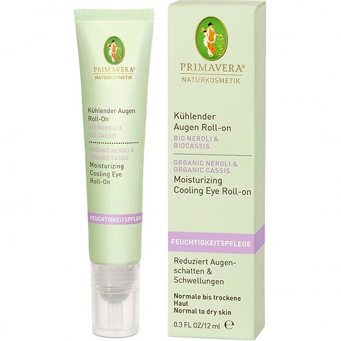 Primavera Neroli Cassis Moisturizing Brightening Eye Serum 有機橙花黑醋栗眼部精華