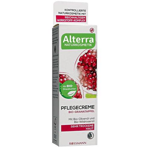 Alterra Organic Pomegranate  Facial Cream 有機紅石榴修護面霜