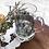 Thumbnail: Painted German Vintage Glass Beer Stein