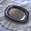 Thumbnail: Vintage silver plated plate