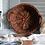 Thumbnail: Vintage 80s German Handmade Intertwined Wicker Basket