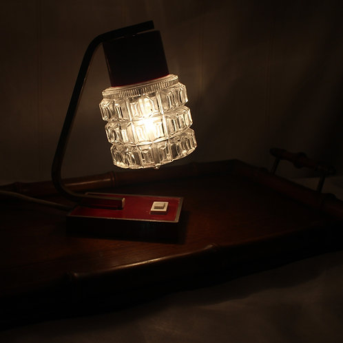 Mid Century Table Lamp / Bedside Lamp