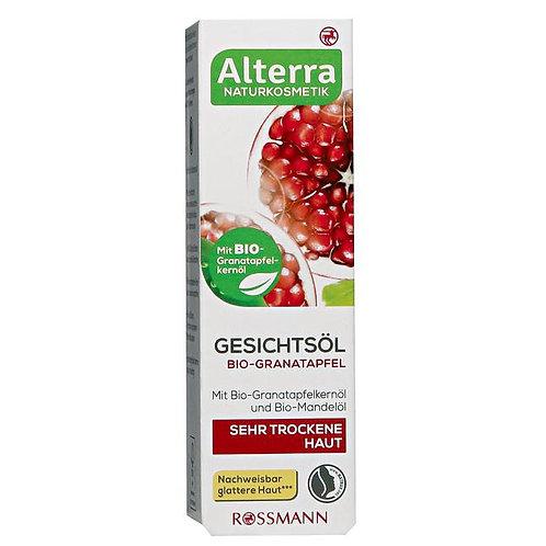 Alterra Organic Pomegranate  Facial Oil 有機紅石榴護理油