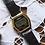 Thumbnail: Vintage ERES Quartz  Digital Unisex Dress Wristwatch