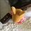Thumbnail: 70-80s 紅裙兔擺設