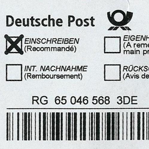 Registered Mail 掛號服務升級