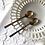 Thumbnail: Brass Cutlery Set by Sigvard Bernadotte, Scanline, 1950s