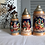 Thumbnail: Collectible Vintage German Hand Painted Beer Steins with Lids