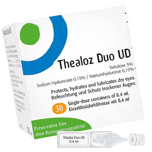 Thealoz®Duo 雙重功效眼藥水 單劑量獨立包裝(30支裝)