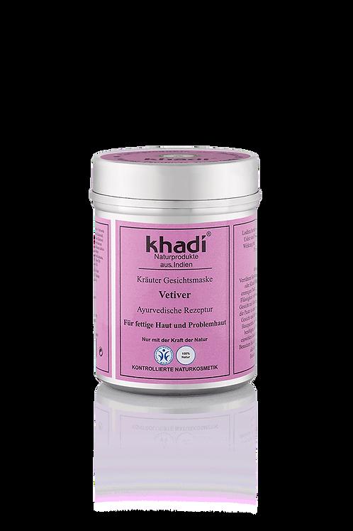 Khadi 阿育吠陀草本香根草深層清潔抗痘面膜