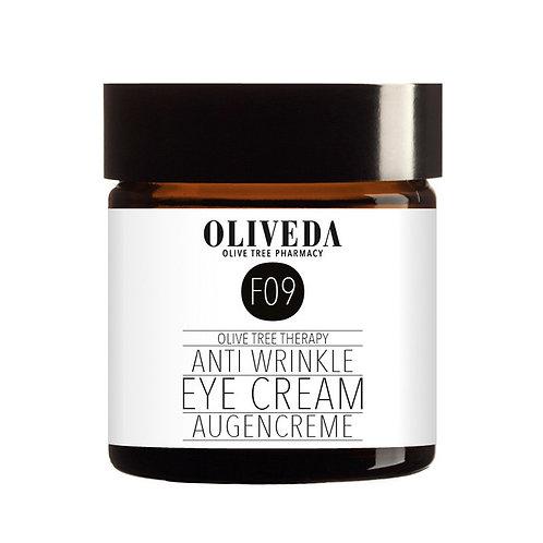 OLIVEDA  Anti Wrinkle Eye Cream F09 橄欖活性抗皺眼霜(30G)