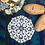 Thumbnail: Vintage Handmade Round Linen Doily