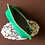 Thumbnail: Delta Light Green Comestic Case/Pouch