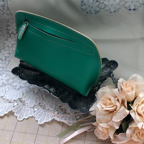 Delta Light Green Comestic Case/Pouch