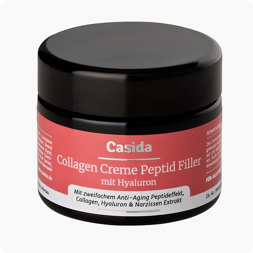 Casida Collagen Cream Peptide Filler 膠原蛋白胜肽抗皺面霜