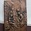 Thumbnail: W. German Vintage Handmade Hammered Copper Wall Mural