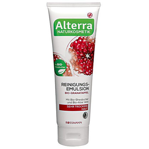 Alterra Organic Pomegranate Emulsion 有機紅石榴再生洗臉乳
