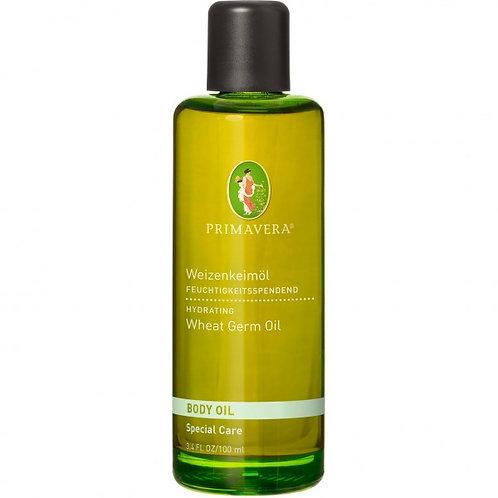 Primavera Organic Wheat Germ Oil 有機小麥胚芽油