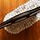 Thumbnail: Vintage Genuine Leather Briefcase