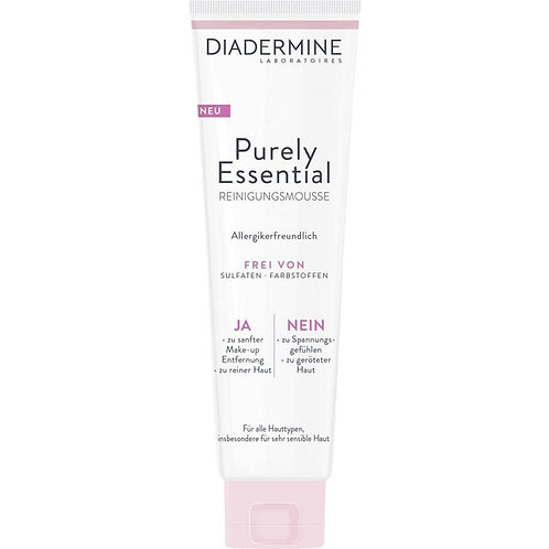 DIADERMINE Purely Essential Cleaning Mousse 純淨潔臉慕斯