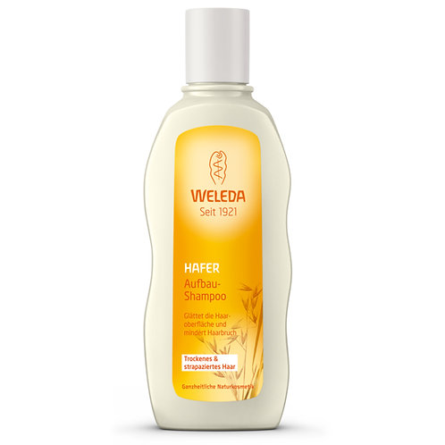 Weleda Oat Replenishing Shampoo 燕麥極致修護洗髮精