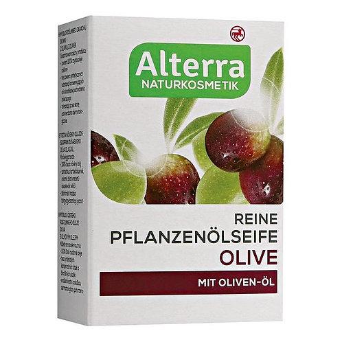 Alterra Olive Pure Plant oil Soap 有機橄欖純植物油香皂