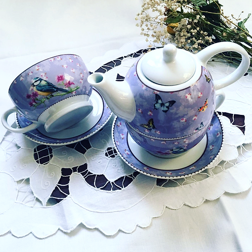 Strass Innovation Stacking Tea Set