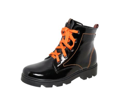 4-1176 чёрный-оранжевый