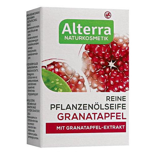 Alterra Organic Pomegranate Pure Plant Oil Soap 有機紅石榴純植物油香皂