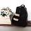 Thumbnail: Vintage Dark Brown Handbag / Shoulder Bag