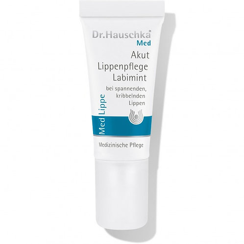 Dr. Hauschka Med Labimint Acute Lip Care 清涼薄荷緊急護理唇膏