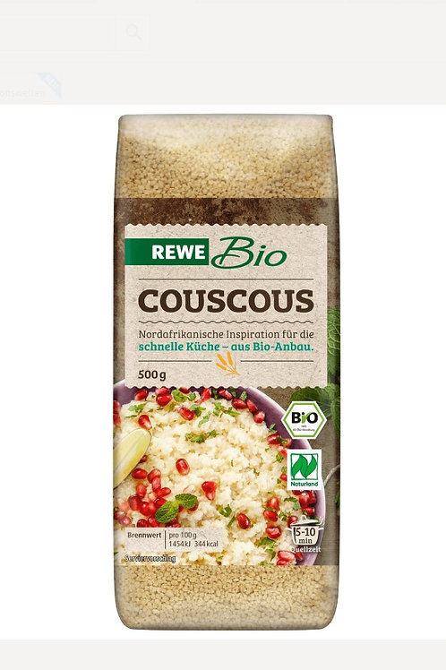 REWE Bio Couscous 有機北非小米 500G
