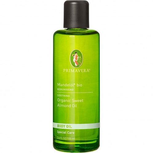 Primavera Organic Almond Oil 有機甜杏仁油