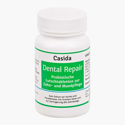 Casida 護齒益生菌口含片