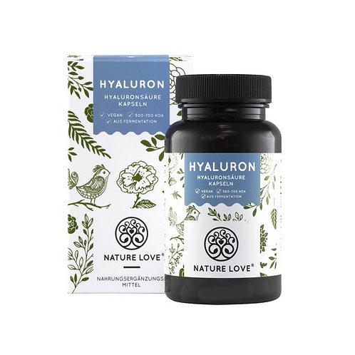 Nature Love 食用透明質酸補充劑