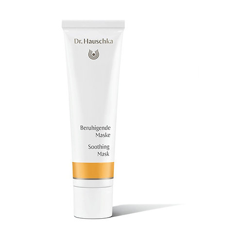 Dr. Hauschka Soothing Mask 舒緩補濕面膜