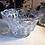 Thumbnail: Vintage Cut Glass Lead Crystal Bowl